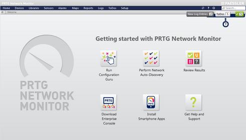PRTG Network Monitor (WIN-SLD6VQ03FM9)| User Manual